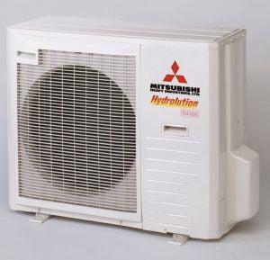 Mitsubishi Sistema Hydrolution Bomba de calor