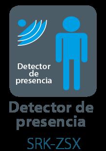 mitsubishi aire acondicionado gama domestica RAC detector presencia