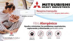 Respira tranquilo con Mitsubishi Heavy Industries