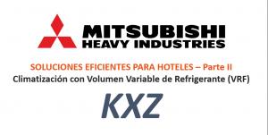 Soluciones eficientes para Hoteles – Climatización con VRF