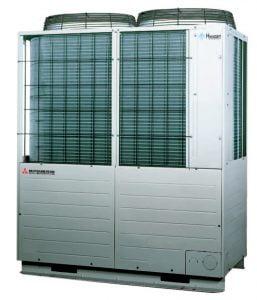 Nuevas condensadoras para Refrigeración con CO2 HYOZAN de Mitsubishi Heavy Industries